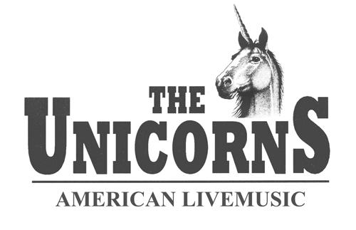 The Unicorns. Die Band aus München. Logo